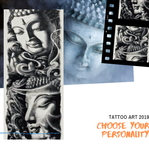 Image of 2019 Tattoo Stickers