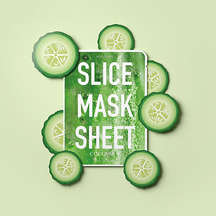 Global leading mask brand Kocostar launches Trendy line of slice mask