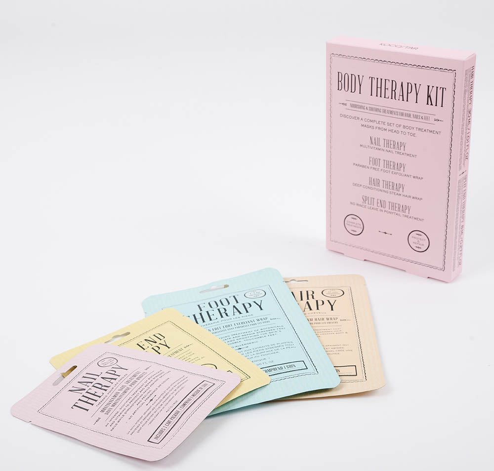 body therapy set