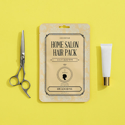 home salon hair pack