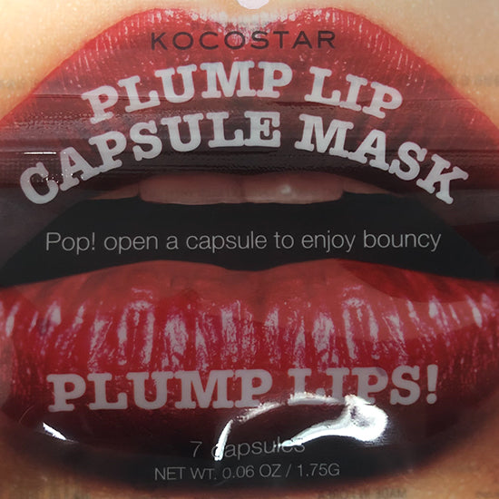 capsule series plump lip - 21 capsules