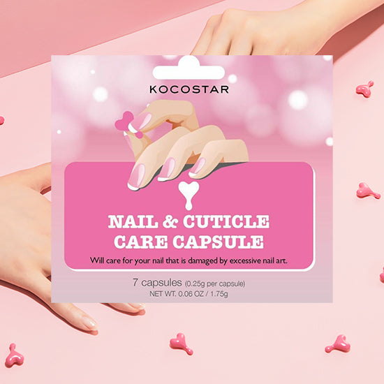 Nail & Cuticle Care Capsule - 7 capsules