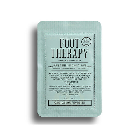 therapy sliced mask lemon