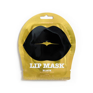 LIP MASK BLACK-Soothing & Glow - Single