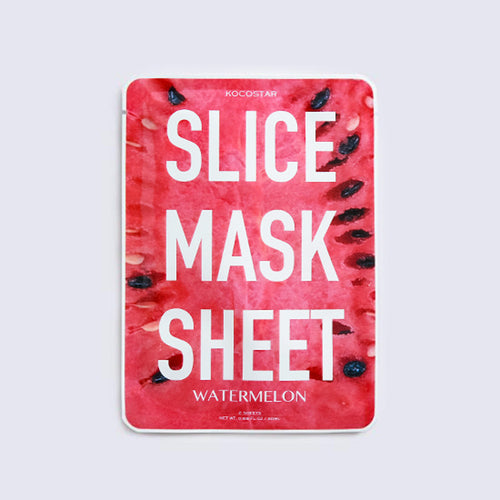 slice mask watermelon