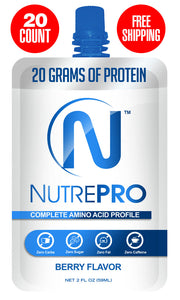 MyProteinNow.com Radio Offer - 20 Count 10 Day Trial Offer
