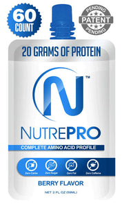 Nutrepro  Berry- 60ct 1 time charge