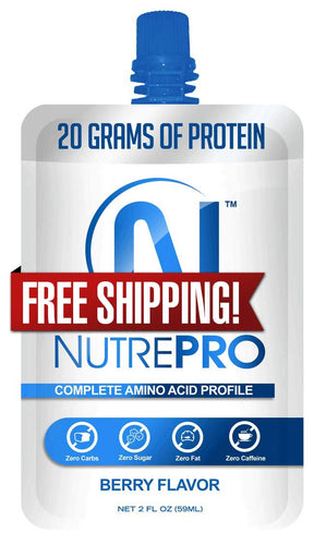 ($1.99/ea) VIP Berry 60ct NutrePRO Subscription