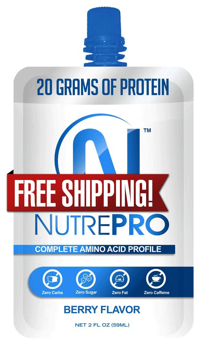 ( $2.39/ea ) VIP Berry 30ct NutrePRO Subscription