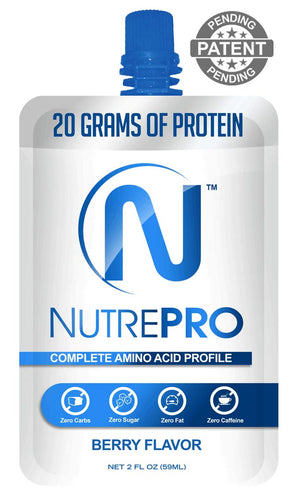 NutrePRO Berry - *30 Day Subscription*