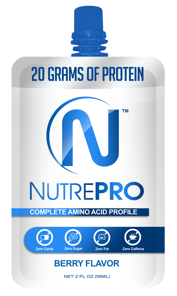 Nutrepro Single Charge 15 Day Supply (30ct)