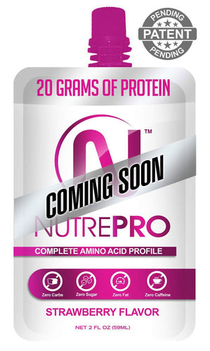 NutrePRO Strawberry - $2.79/Foil Pack - 60ct *30 Day Subscription*