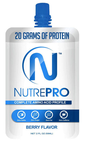 ( $2.39/ea ) VIP Berry 30ct NutrePRO Single Charge