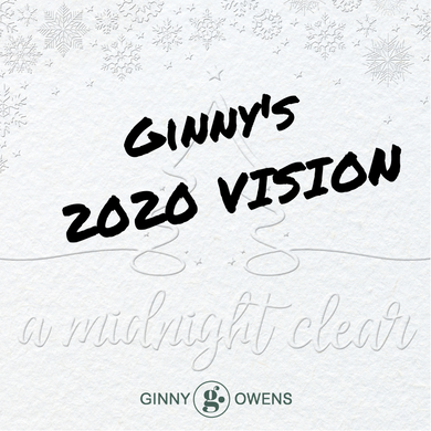 Ginny's 2020 Vision Project
