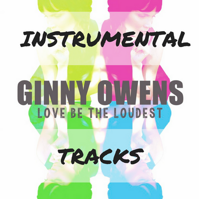Love Be the Loudest Instrumental Tracks (Digital Download)