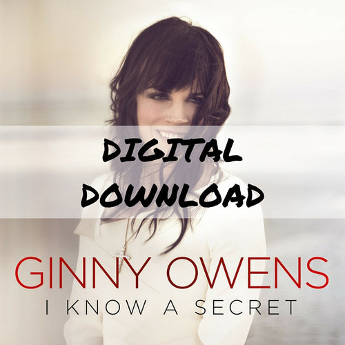 I Know A Secret (Digital Download)