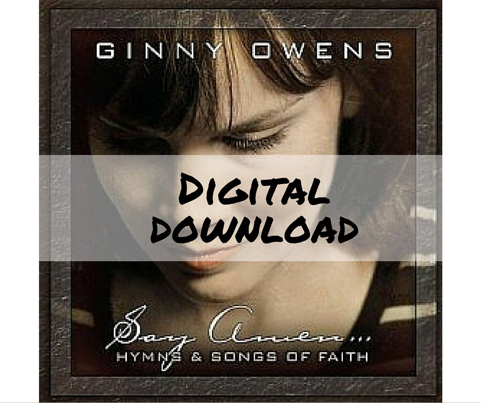 Say Amen (Digital Download)