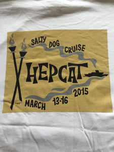 "Hepcat ""Salty Dog Cruise"" Double Sided - White - Men"