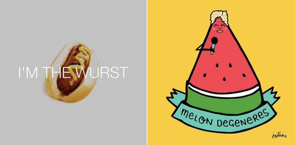 11 Awesome Food Puns Series The Foodnited States