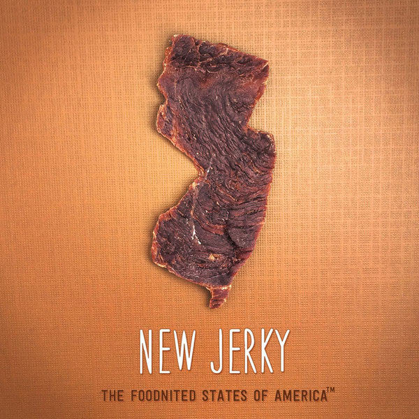 New Jerky Foodnited States Poster - The Foodnited States