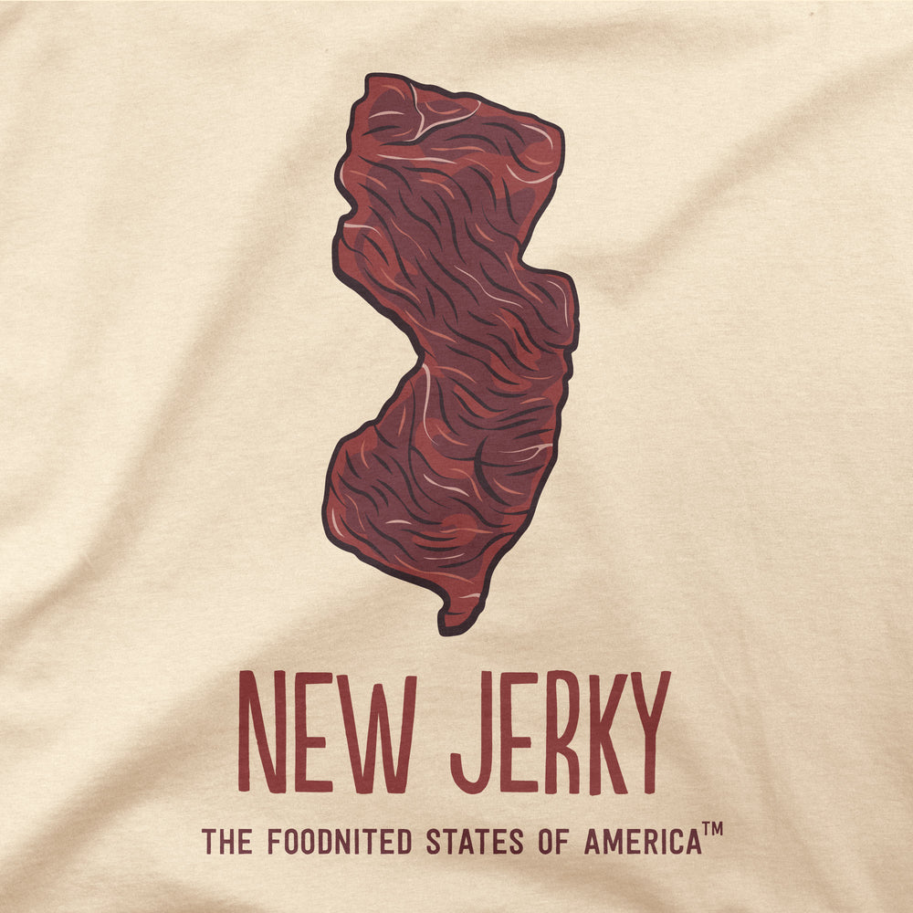 New Jerky T-shirt, Men's/Unisex