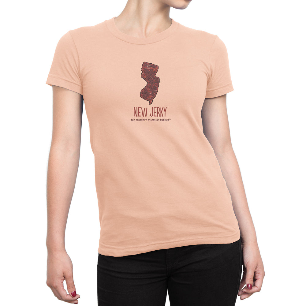 New Jerky T-shirt, Women's - The Foodnited States