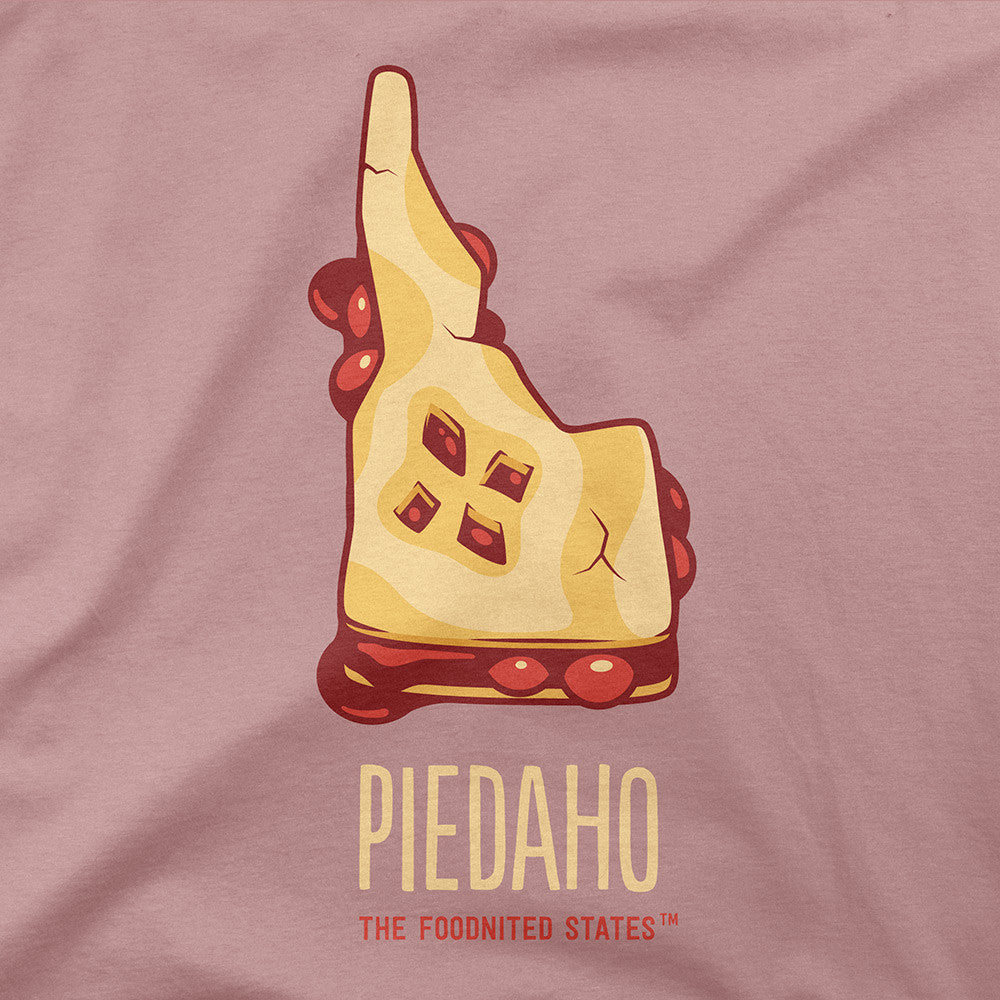 Piedaho T-shirt, Women's - The Foodnited States