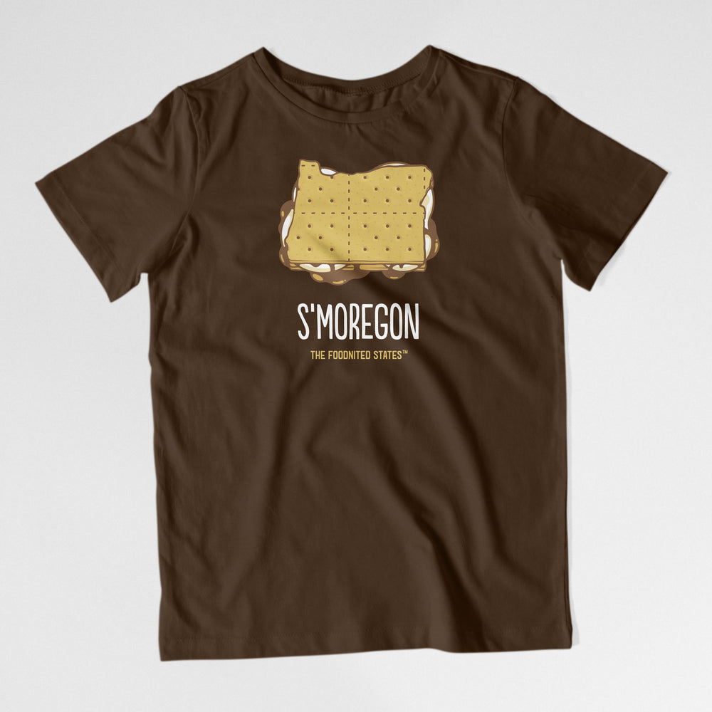 S'moregon T-shirt, Kid's