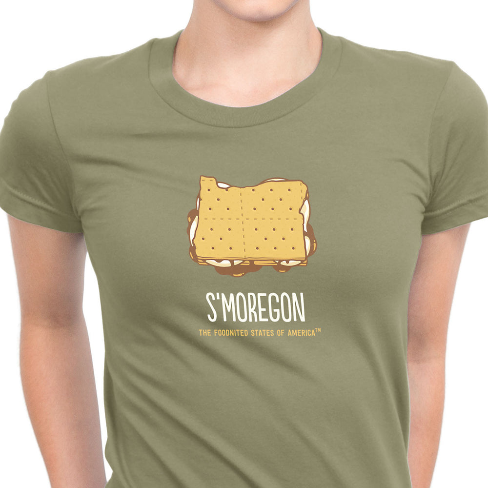 S'moregon T-shirt, Women's