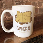 S'moregon Coffee Mug - The Foodnited States