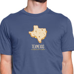 Texmexas T-shirt, Men's/Unisex