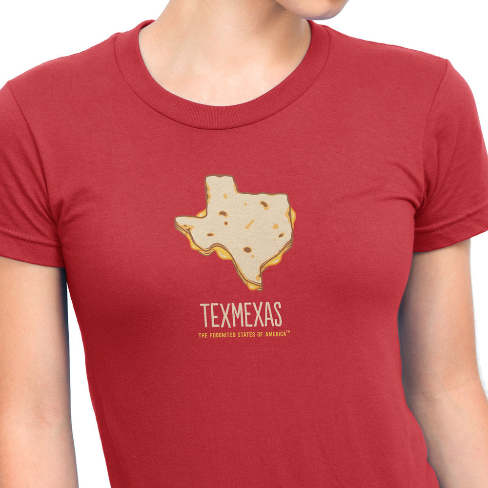 Texmexas T-shirt, Women's