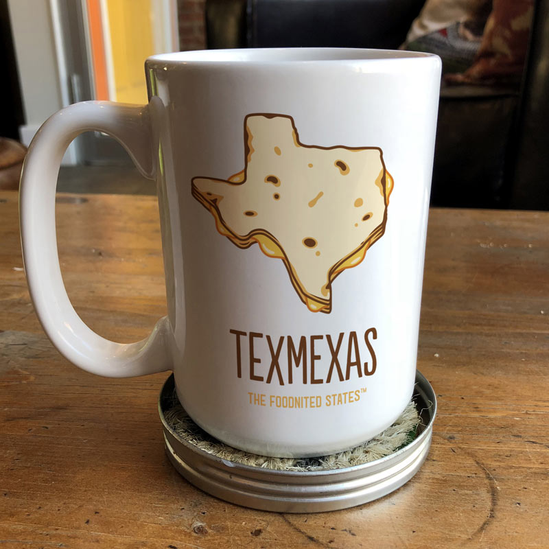 Texmexas Coffee Mug