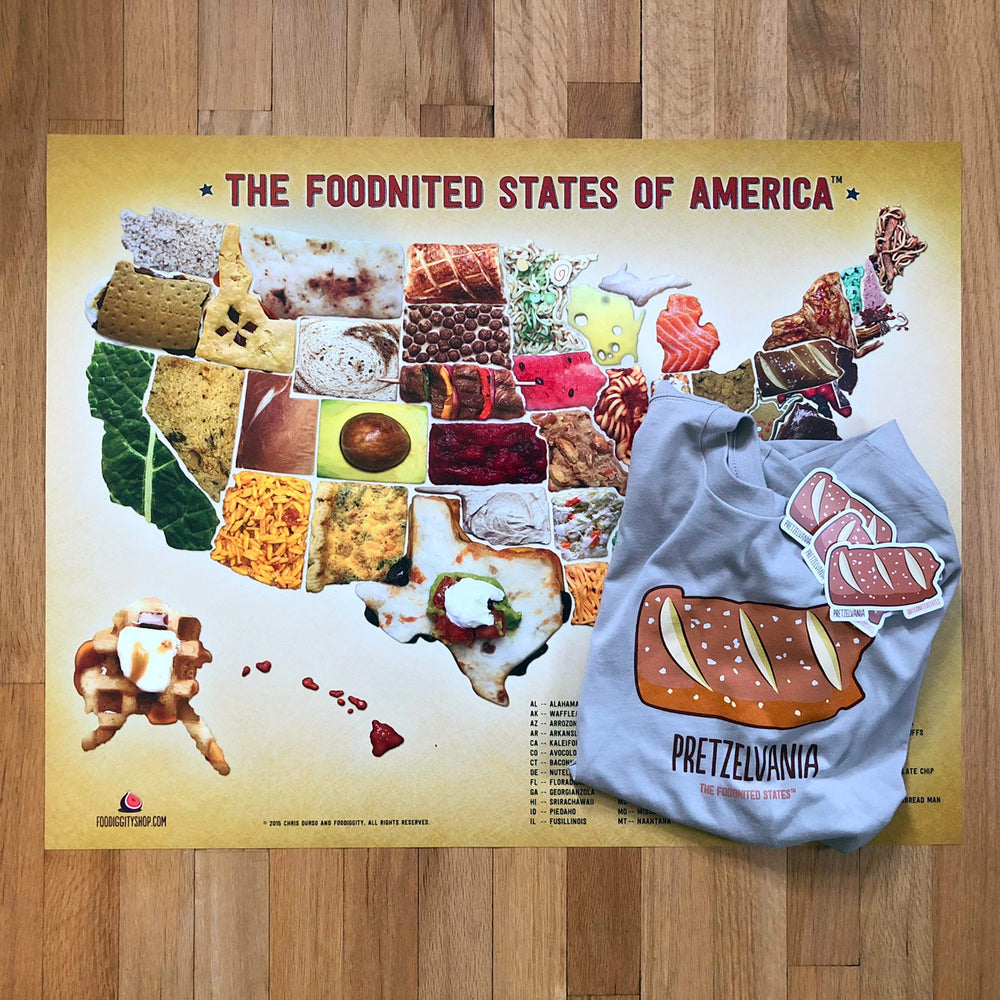 Ultimate Foodnited States Bundle - The Foodnited States