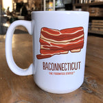 Baconnecticut Coffee Mug