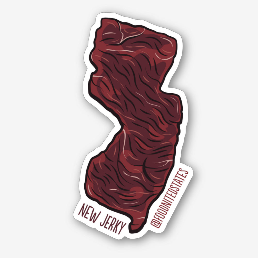 New Jerky Fridge Magnet