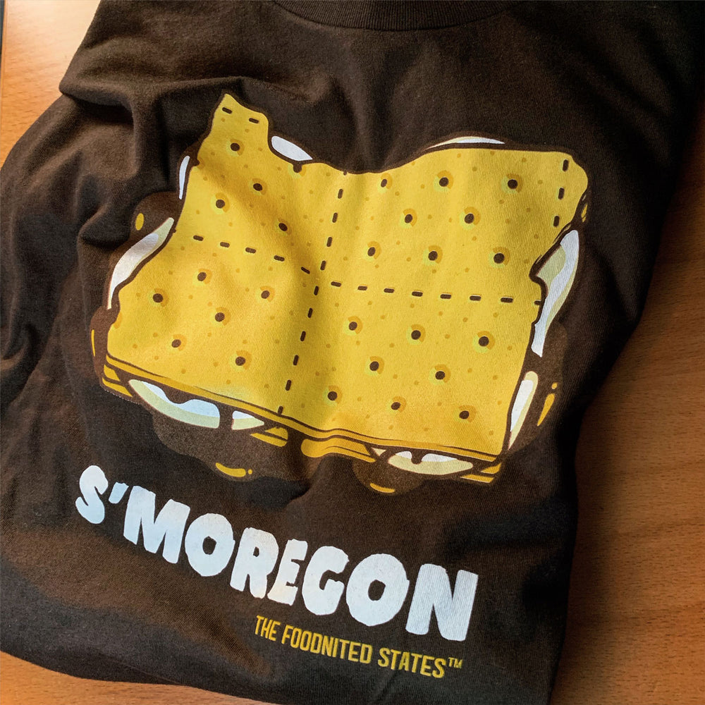 S'moregon T-shirt, Men's/Unisex