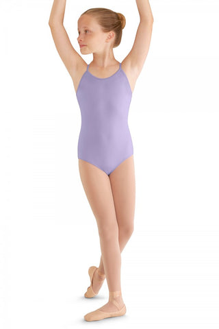 Mirella Cami Cross Leotard