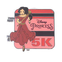 Elena of Avalor Princess Half Marathon Weekend 5K I Did It runDisney Disney Pin