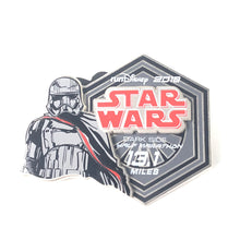 Captain Phasma Star Wars The Dark Side Half Marathon 13.1 Miles Disney Pin