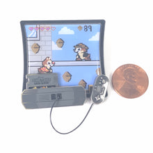 Chip and Dale Rescue Rangers Kingdom Consoles Entertainment System Disney Pin