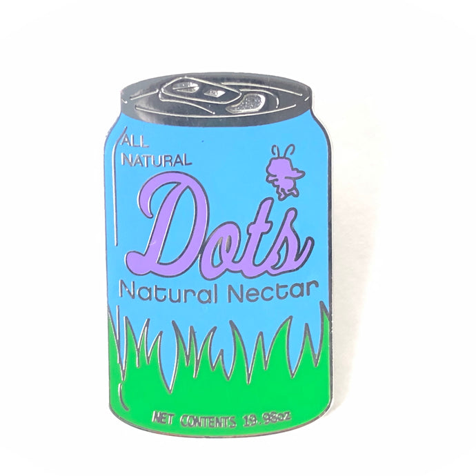 Bugs Life Dot Delicious Drinks Drink Soda Can Dots Natural Nectar Disney Pin