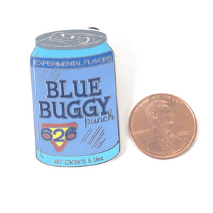 Lilo and Stitch Delicious Drinks Drink Soda Can Blue Buggy Punch 626 Disney Pin