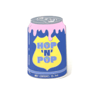 Zootopia Judy Hopps Delicious Drinks Drink Soda Can Hop 'N' Pop Disney Pin