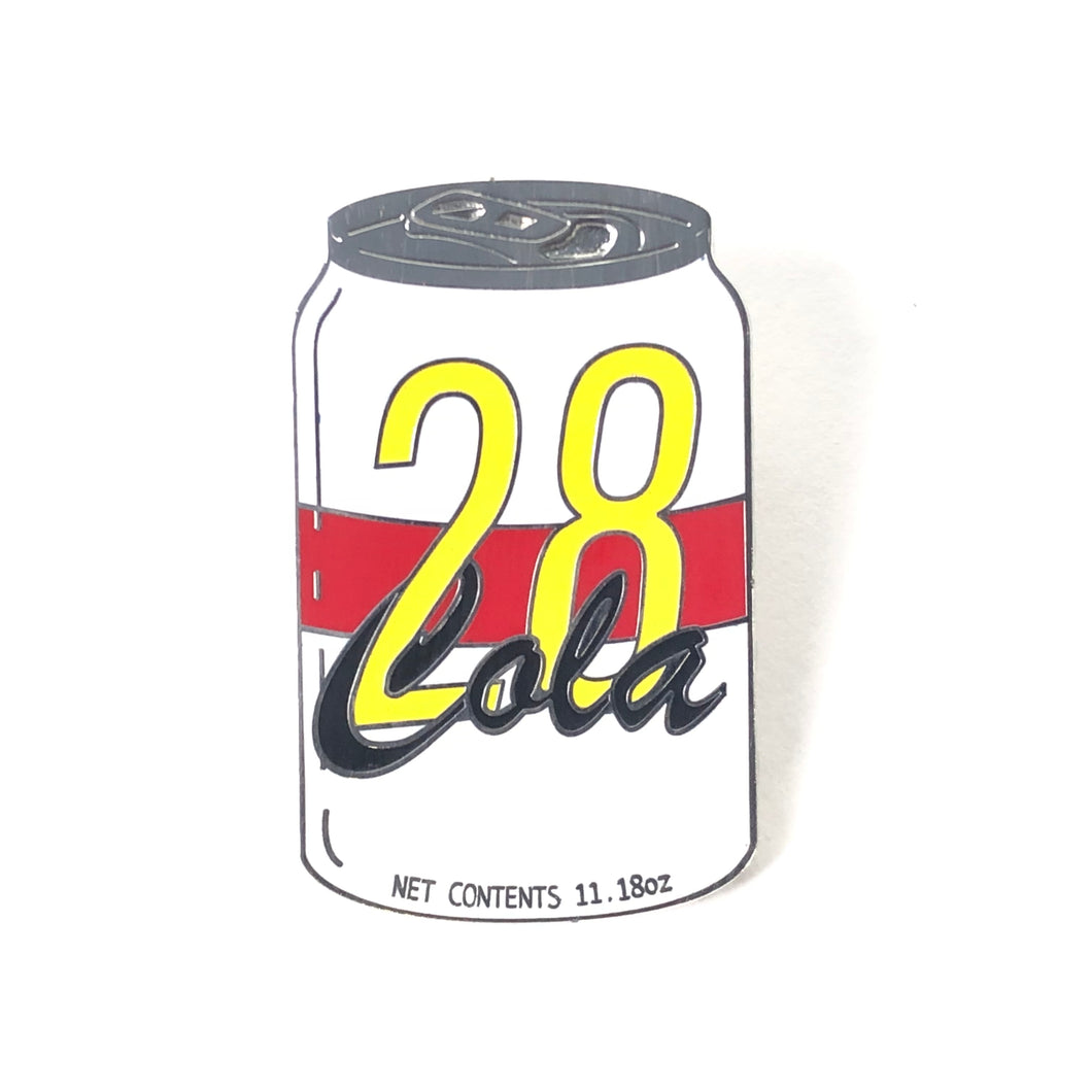 Mickey Mouse Delicious Drinks Drink Soda Can 28 Cola Disney Pin