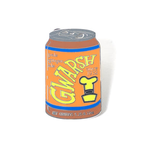 Goofy Delicious Drinks Drink Soda Can Pale Ginger Ale Gwarsh Disney Pin