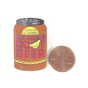 The Lion King Delicious Drinks Drink Soda Can Roaring Root Beer Disney Pin