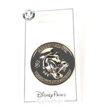 Scrooge McDuck The Richest Duck In The World Gold Coin Disney Pin