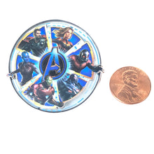 Avengers Endgame Iron Man Thor Nebula War Machine Captain Marvel Disney Pin