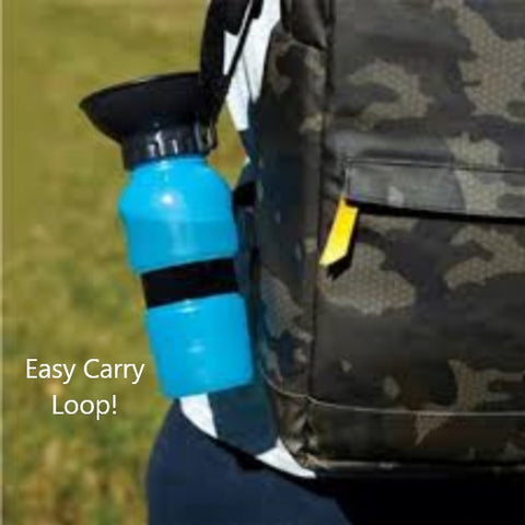 PierCoh Portable Pet Water Bottle